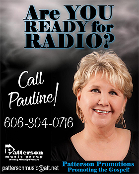 Are You Ready for Radio? Call Patterson Promotions today!